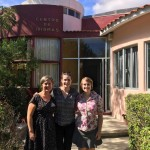 Sarah Murphy (2015), Kathryn Carpenter (2016) and Annelise Marshall (2016) are professors of English at the Universidad de la Sierra Sur, in beautiful Oaxaca, Mexico