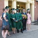 commencement-outside