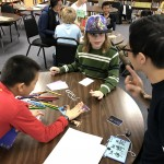 Teach Chinese language and culture at Edison Elementary School