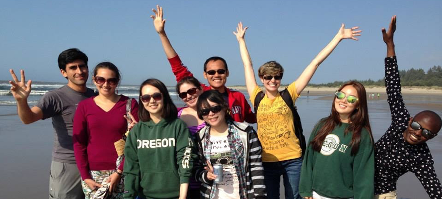 Enjoy Oregon! See what UO students do for fun